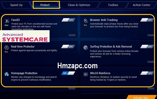 Advanced SystemCare Pro Apk