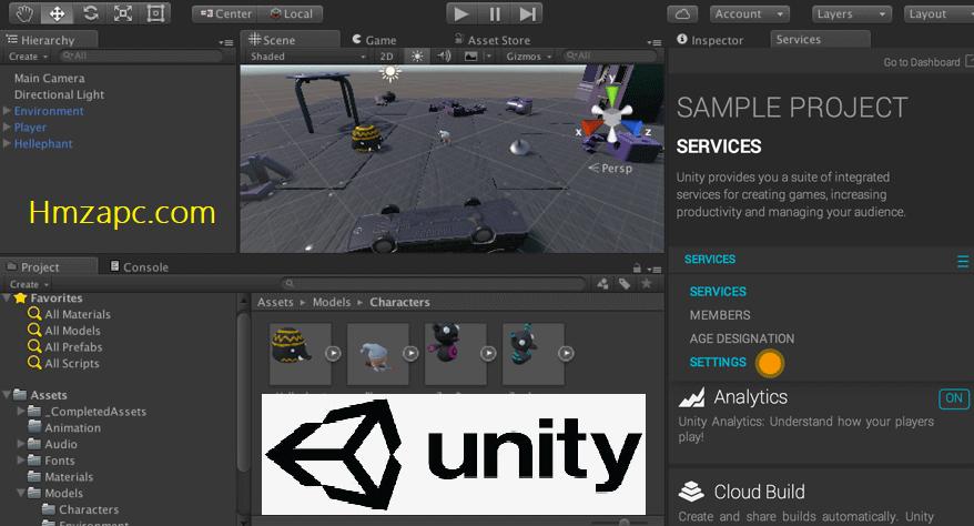 Unity Premium For Pc