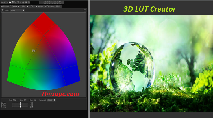 3D LUT Creator Torrent Free Download