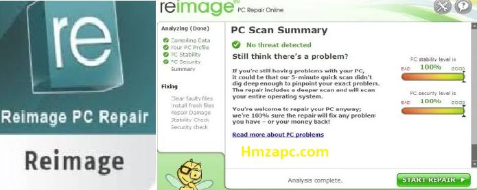 Reimage PC Repair License Key