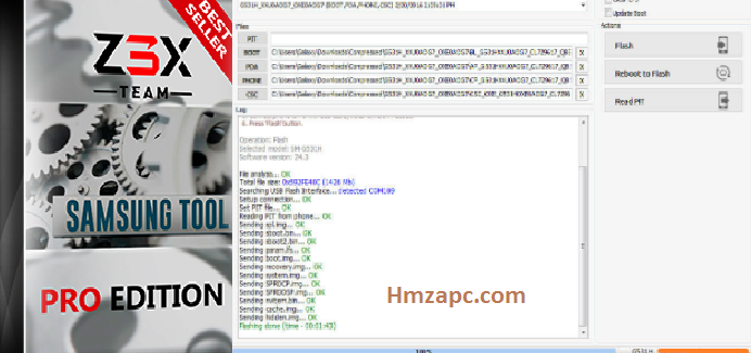 Z3X Samsung Tool Pro Keygen