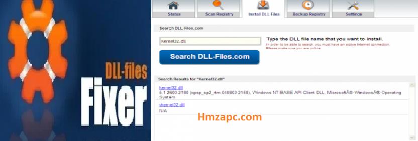 DLL Files Fixer Serial Key